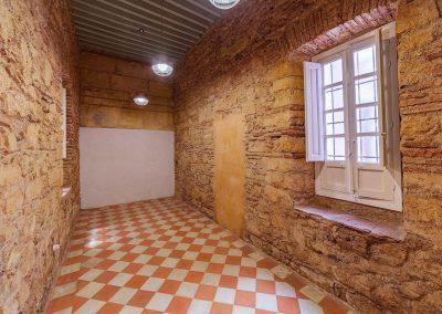 Showspace Showroom Almería en el centro histórico de Almeria